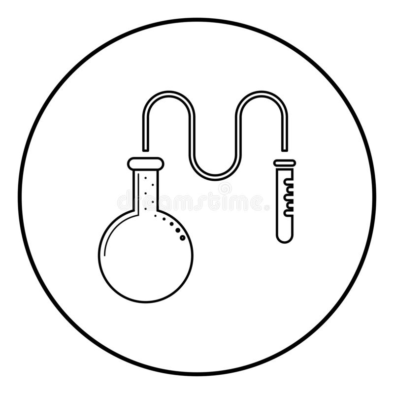 Chemical Reaction Stock Illustrations