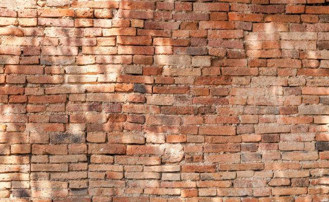 Old Brick Wall Background Texture Background Material Of