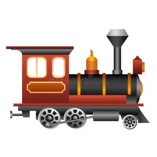 Train Stock Vector - 40733826
