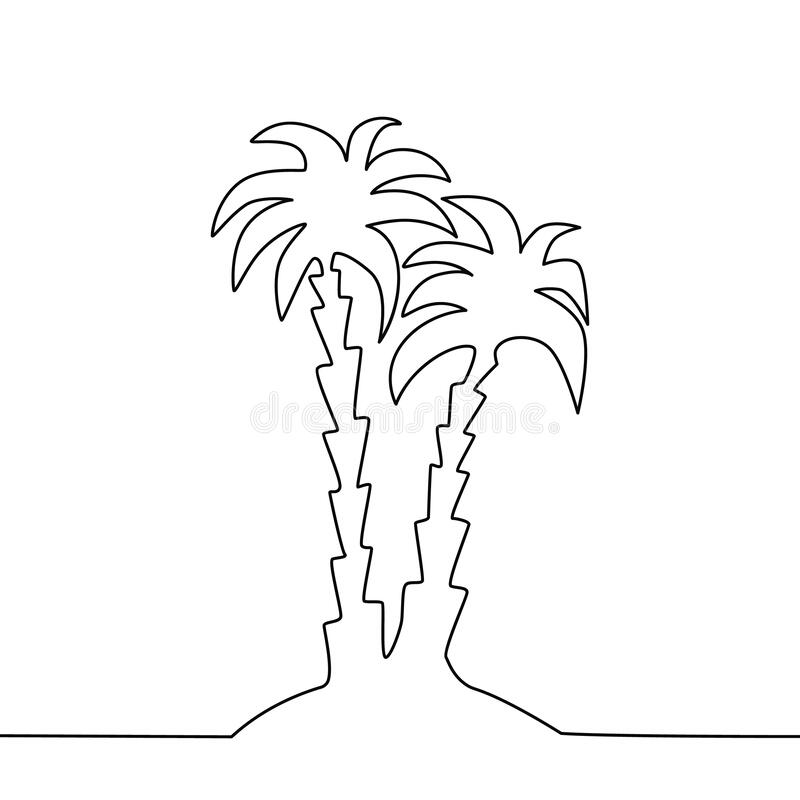 Coconut Tree Drawing Stock Illustrations 6 494 Coconut Tree Drawing Stock Illustrations Vectors Clipart Dreamstime