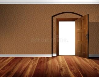 door open wall wooden floor dreamstime architectural barrel massive element preview