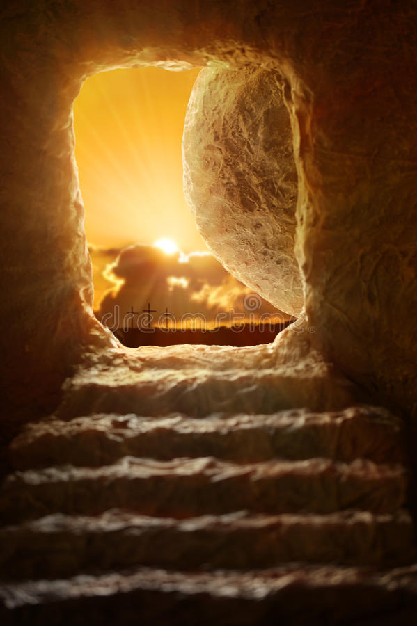 Lds Wallpaper Hd Open Tomb Of Jesus Stock Image Image Of History Entrance
