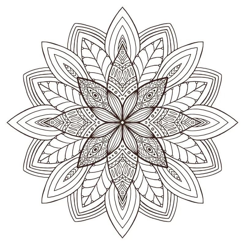 Tattoo Ornament Stock Illustrations