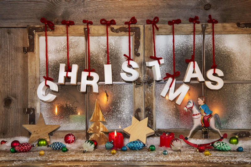 Christmas Outdoor Window Sill Decorations