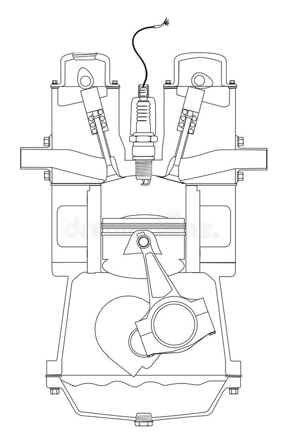 Kawasaki Two Stroke Wiring Diagram