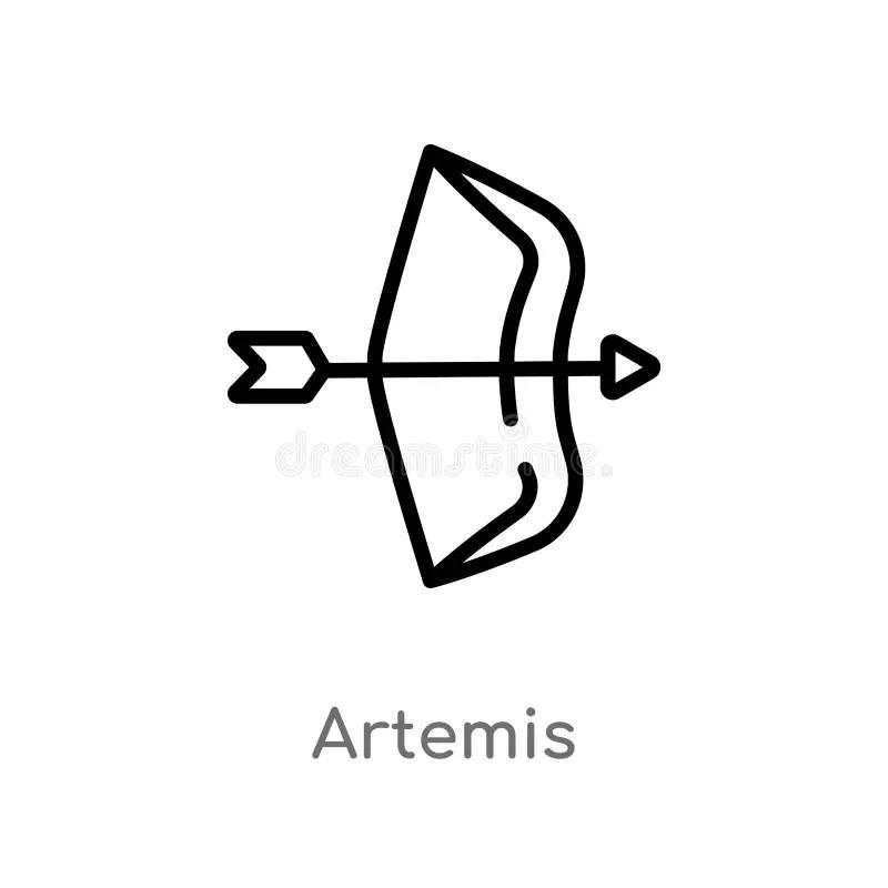 Greek gods. Flat stock vector. Illustration of isolated