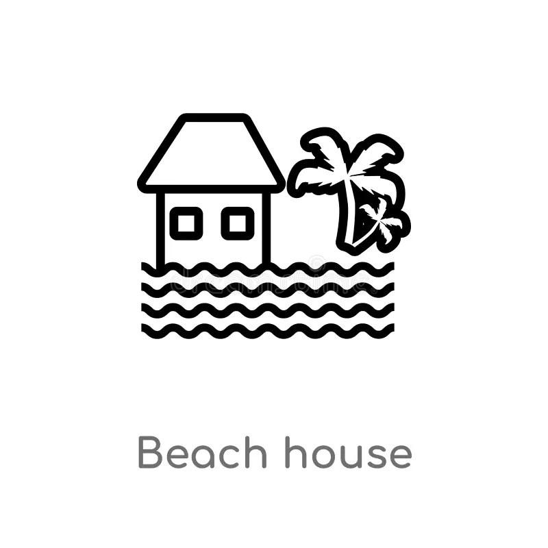 House holidays stock illustration. Illustration of house