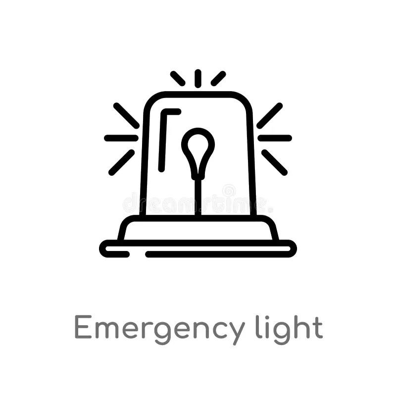 Emergency Light Stock Illustrations