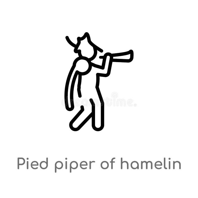 Hamelin Stock Illustrations