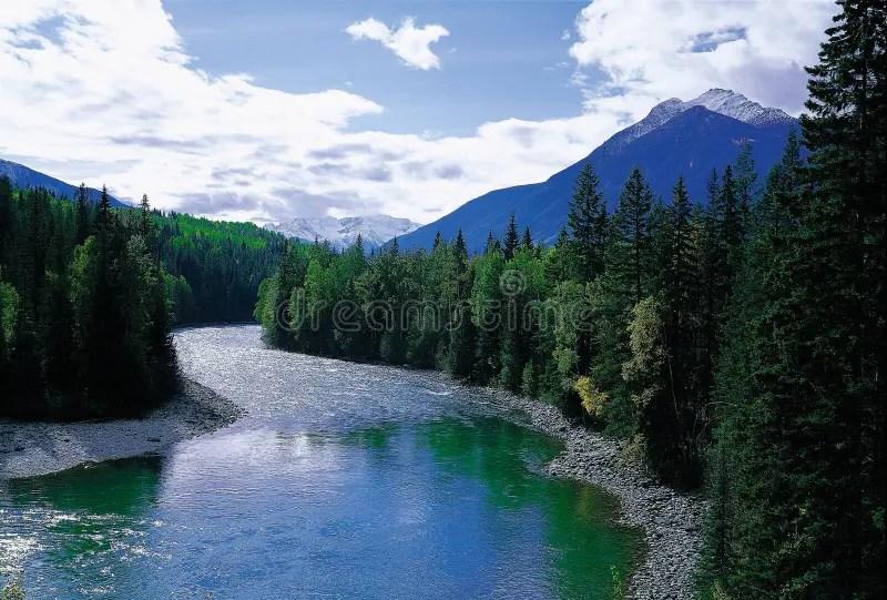 Paesaggio naturale immagine stock Immagine di avventura