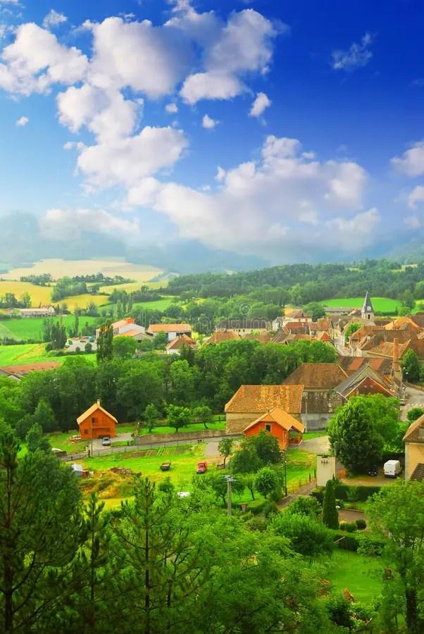 Paesaggio rurale fotografia stock Immagine di paesaggio  2853920