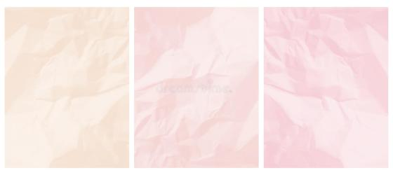 Pastel Color Crumpled Paper Layers Blush Pink And Light Pink Backgrounds Stock Photo Image of cool blush: 182582964