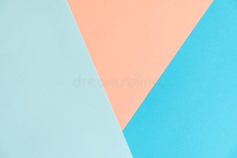 Pastel Color Paper Texture Background Abstract Geometric Paper