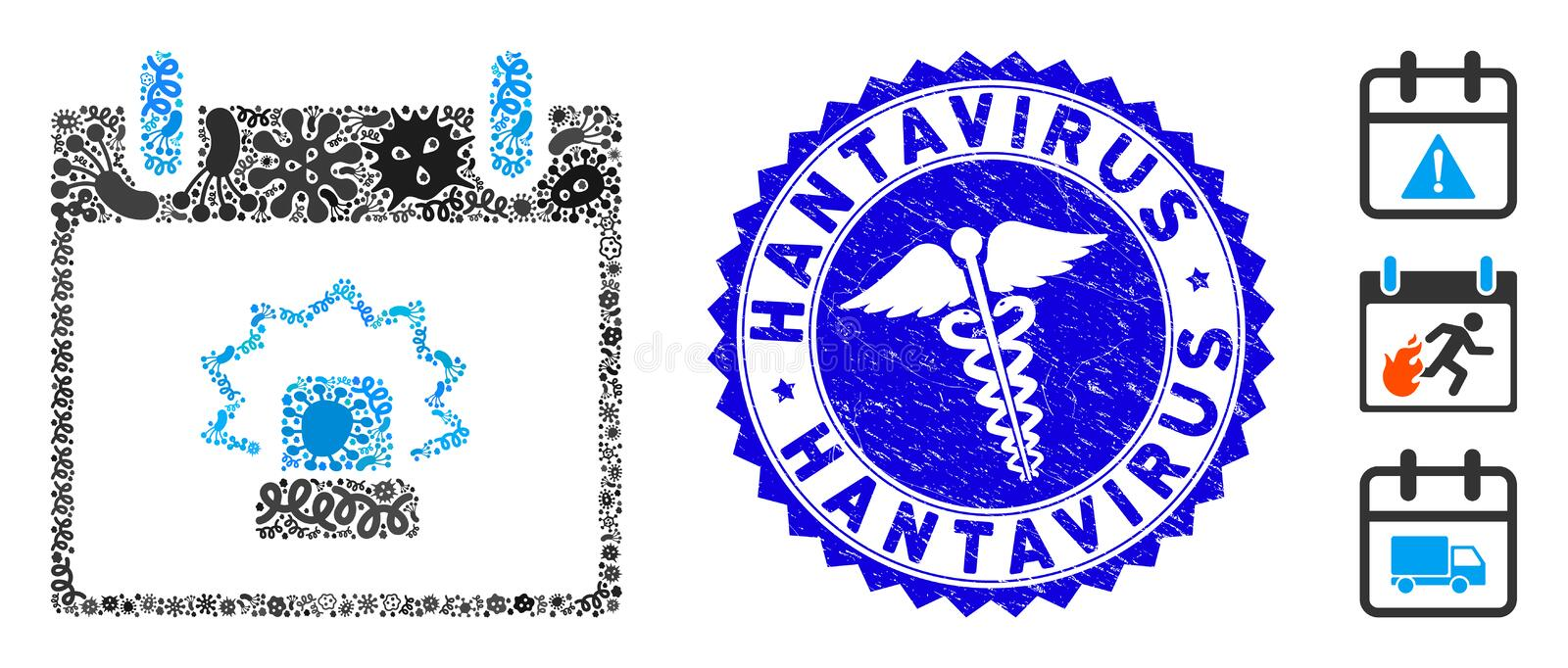 Hantavirus Stock Illustrations – 118 Hantavirus Stock ...