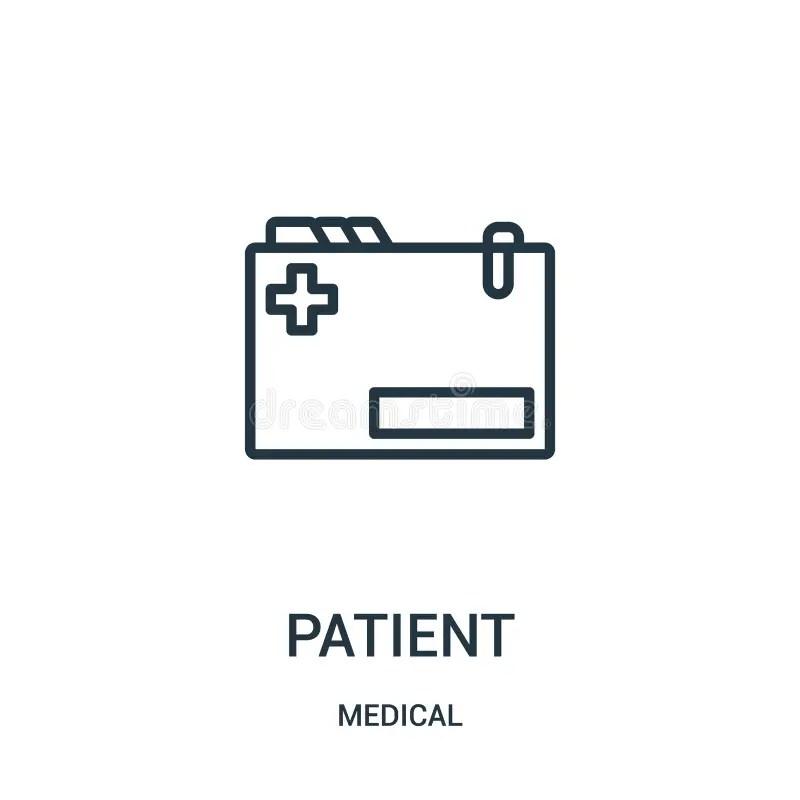 Doctor icon figure stock illustration. Illustration of