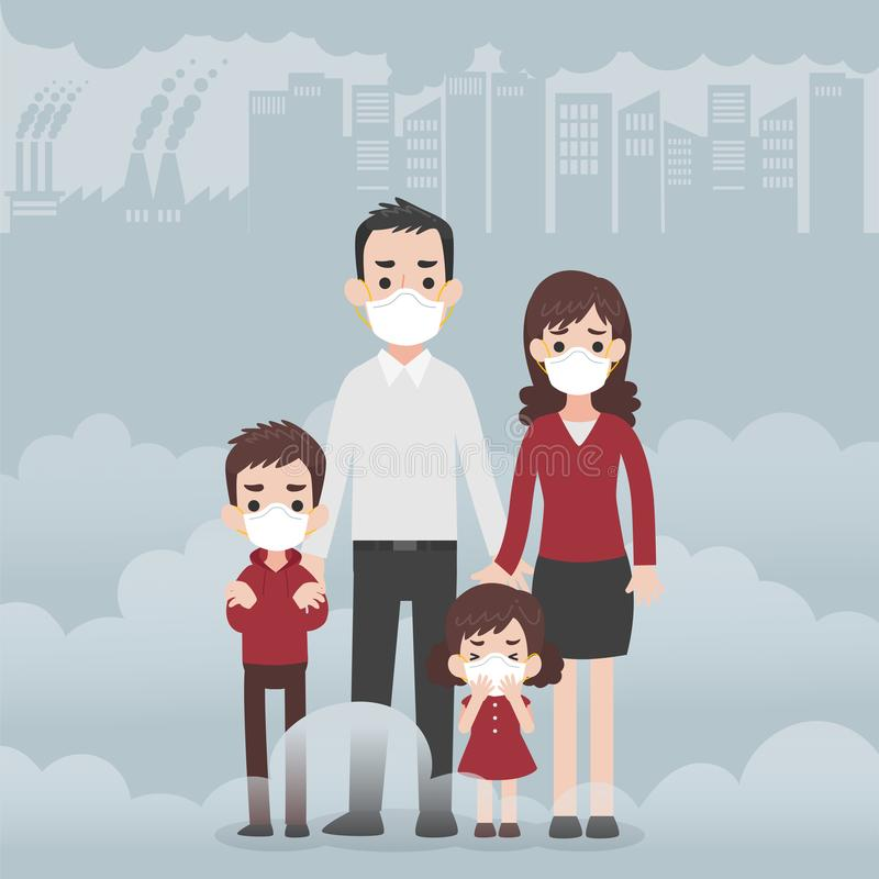 Set Of People Character Family Concept Stock Vector - Illustration ...
