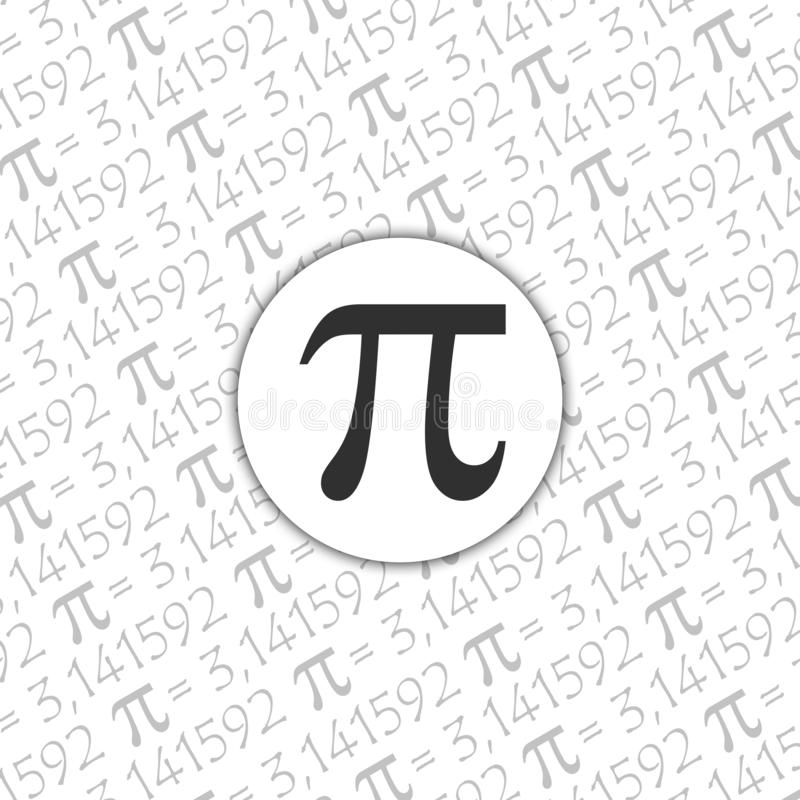 The Pi Symbol Mathematical Constant Irrational Number And