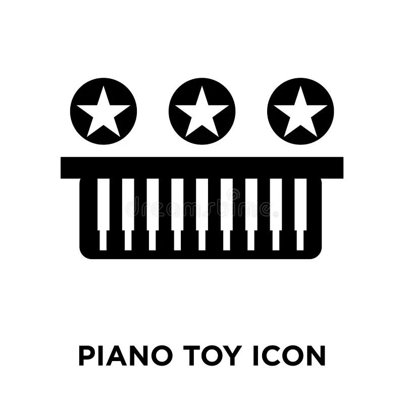 Girl play the piano stock vector. Illustration of hispanic
