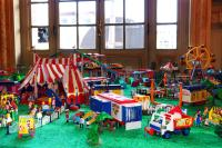 Playmobil Circus editorial stock photo. Image of ...