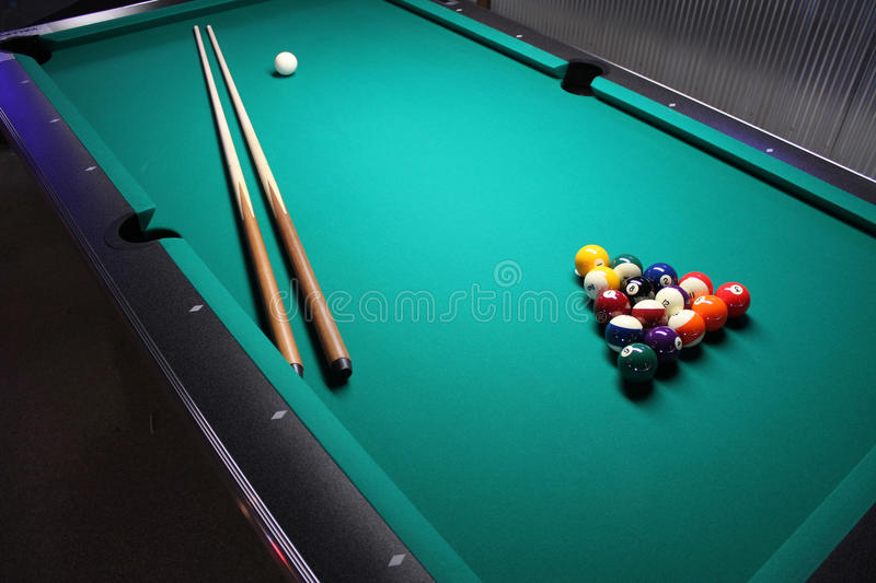 Snooker Table Configuration