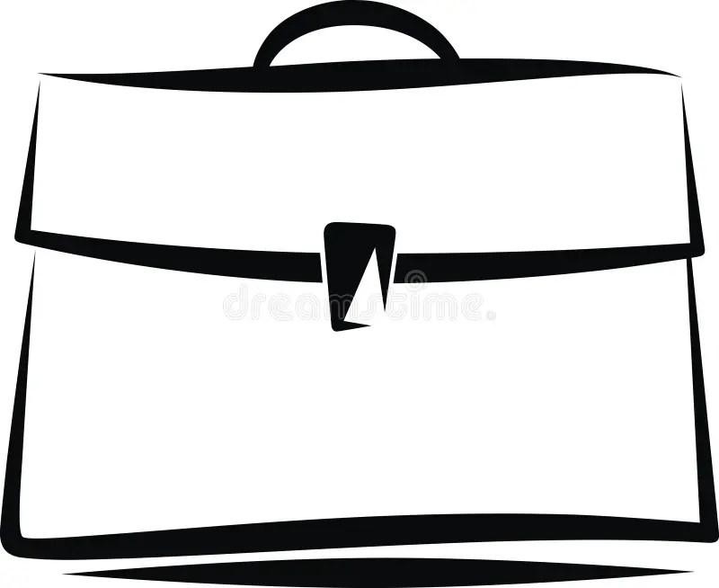 Portfolio stock vector. Illustration of portfolio, empty