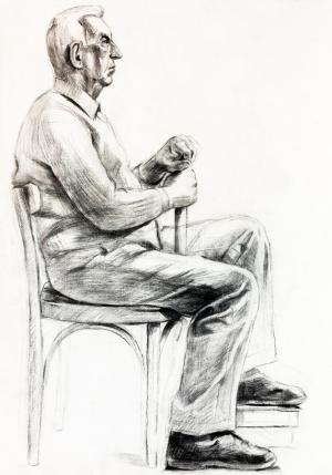 senior maggiore ritratto drawing uomo portrait resim woman lady eskiz ilgili kaynak tr google