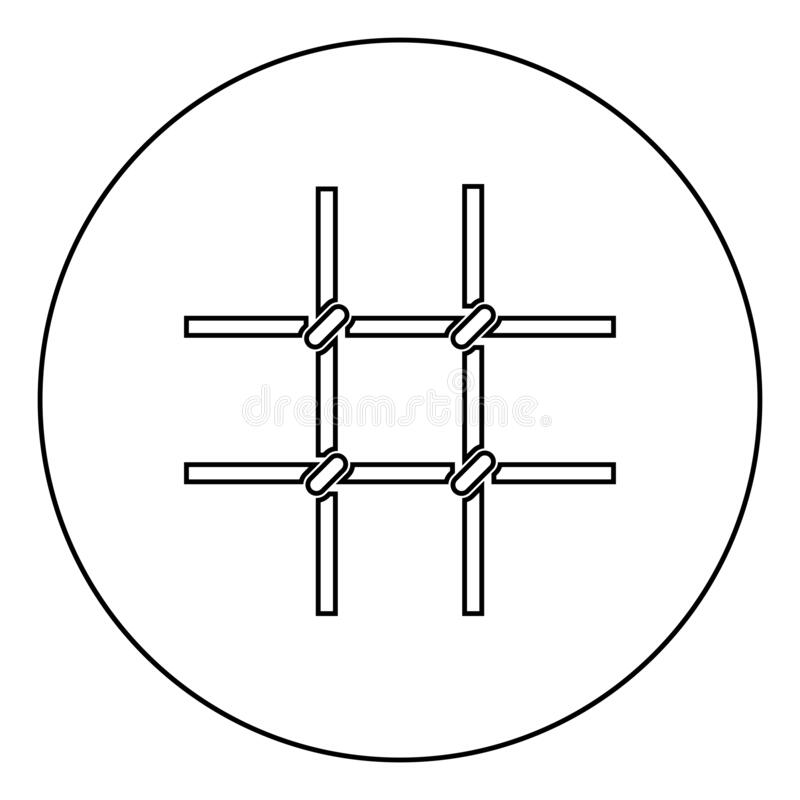 Circle Outline Stock Illustrations