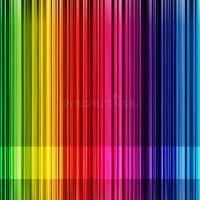 Rainbow stripe background stock illustration. Illustration ...