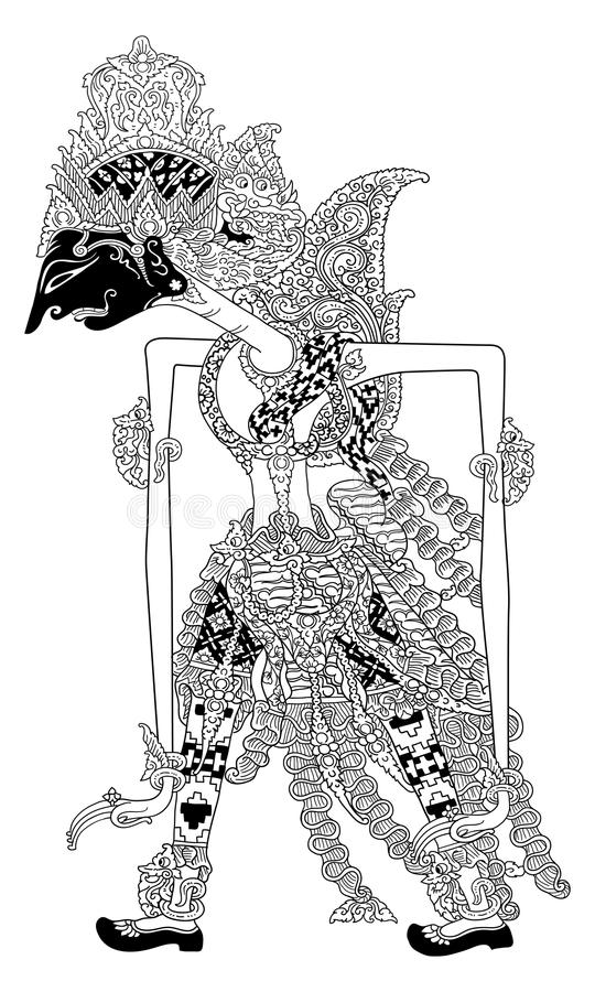 Wayang Free Vector Art - (904 Free Downloads)