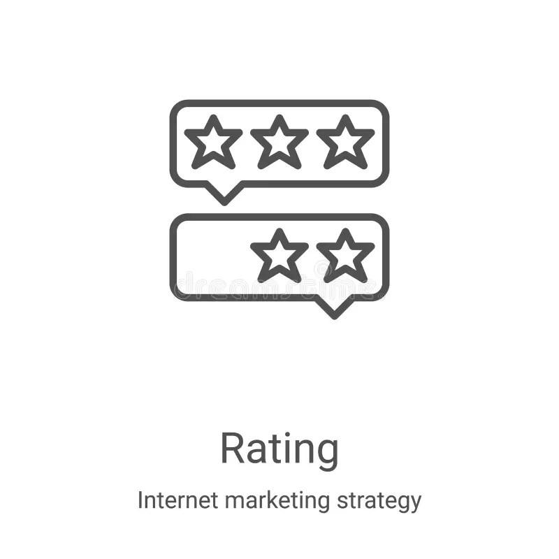 Marketing strategy symbol stock vector. Illustration of