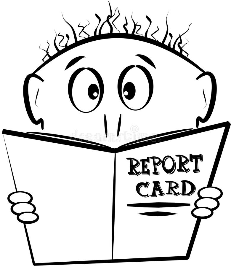 Report Card A+ Plus Top Grade Rating Review Evaluation