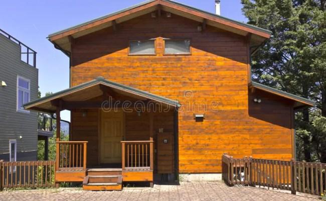 Residential House Hood River Oregon Stock Image Image