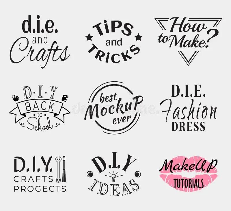 Vector Retro Vintage Emblem Or Logotype Design Elements Business Sign Hipster Logo Identity Template Stock Vector Illustration Of Logotype Logo 151929853