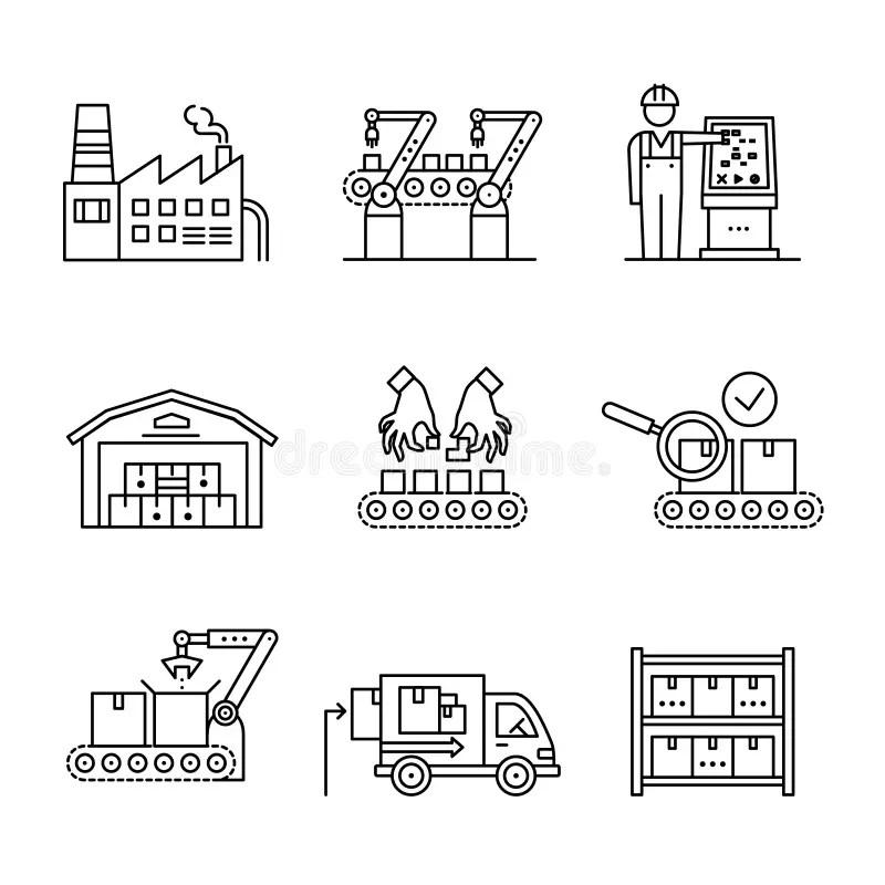 Manual Stock Illustrations