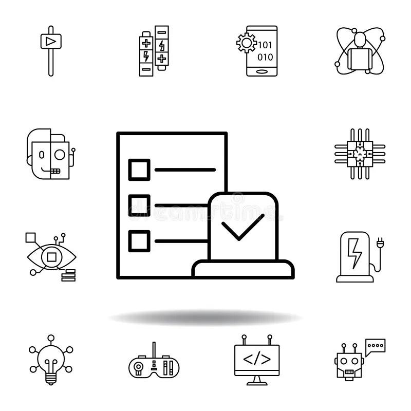 Get It Done Clipboard Checklist Plan Prepare Perform Stock