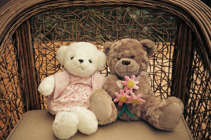Cute Love Teddy Bears Wallpapers Romantic Teddy Bears Stock Photo Image Of Relationship