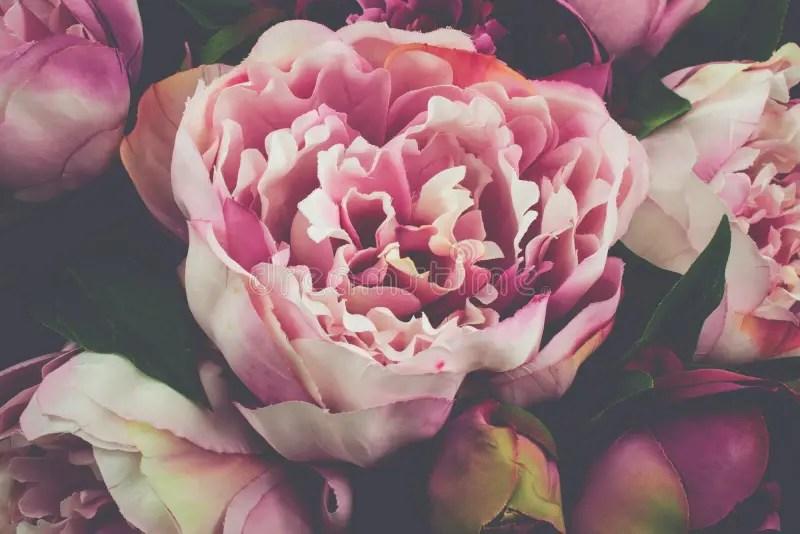 Blumenstrau Hochzeit Rosa