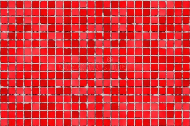 Rote Mosaik Fliesen Bad - Vediimprese.top