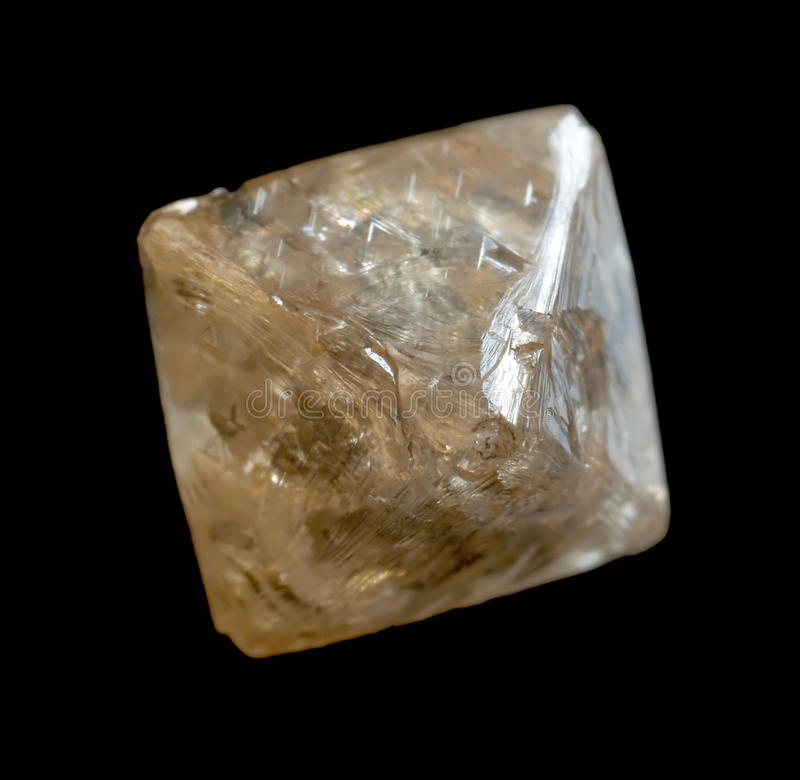 Rough Diamond Crystal Stock Photo Image Of Kimberley