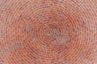 Round Stone Pavement Pattern Stock Photo - Image of ...