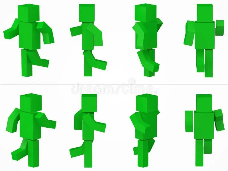 minecraft character stock illustrations