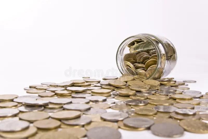 Saving money stock photo. Image of investing, economy ...