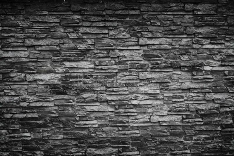 Schwarze Steinwand stockbild Bild von rand antike