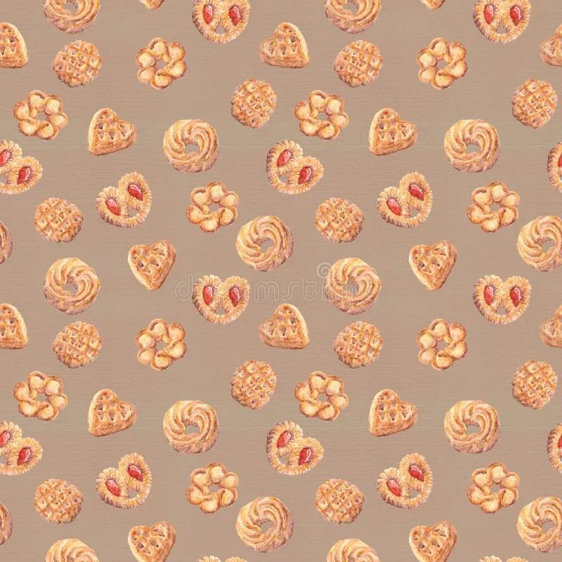 baking wallpaper stock illustrations