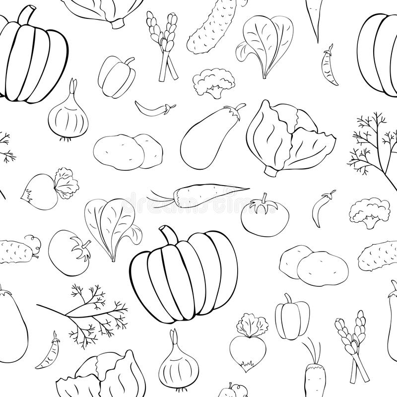 Cucumber Clipart Black And White 6