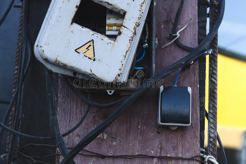 Old Electrical Wiring Junction Box Free Download Wiring Diagram