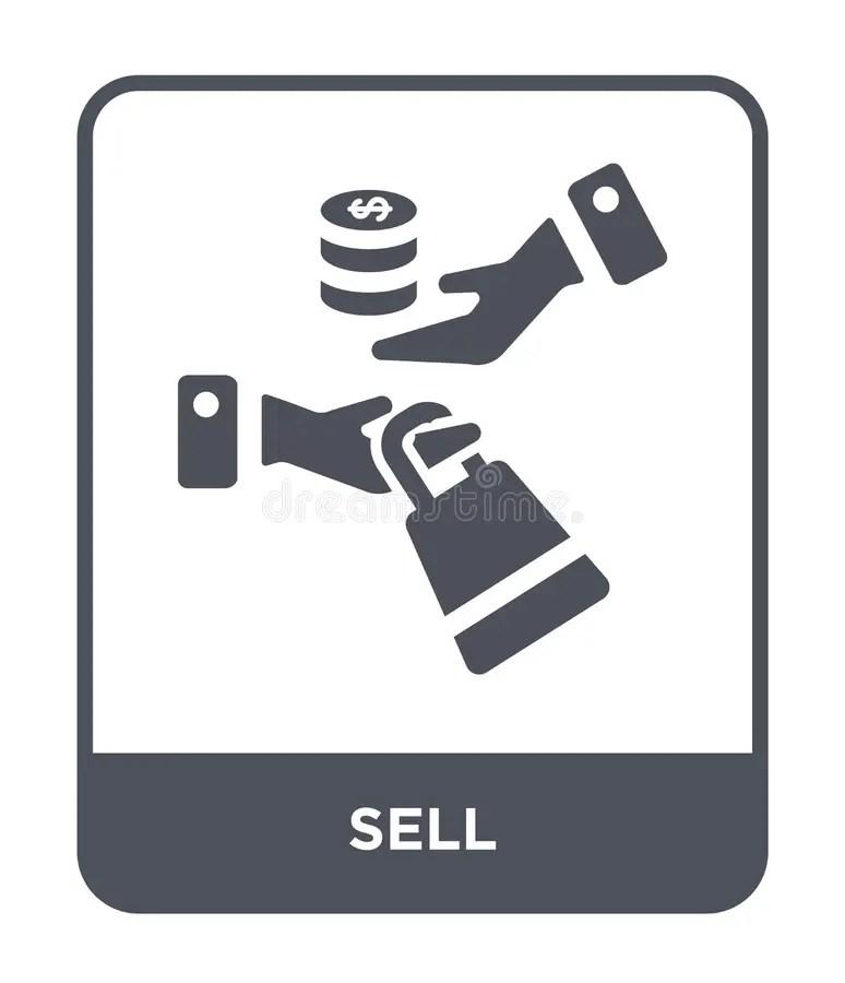 Sell background stock illustration. Illustration of sign