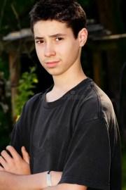 teen boy stock