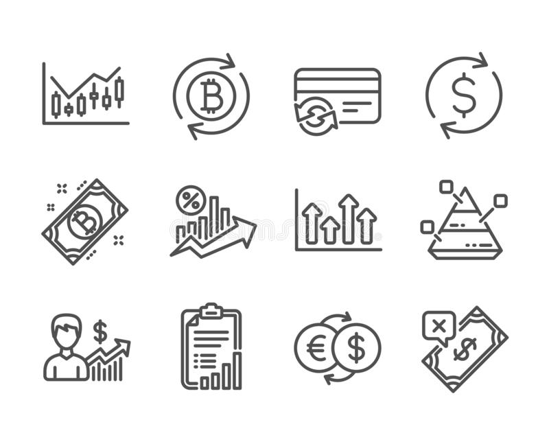 Finance, Dollar And Women Headhunting Icons. Currency