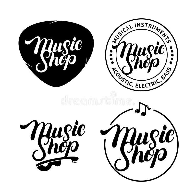 Jazz music labels stock vector. Illustration of black